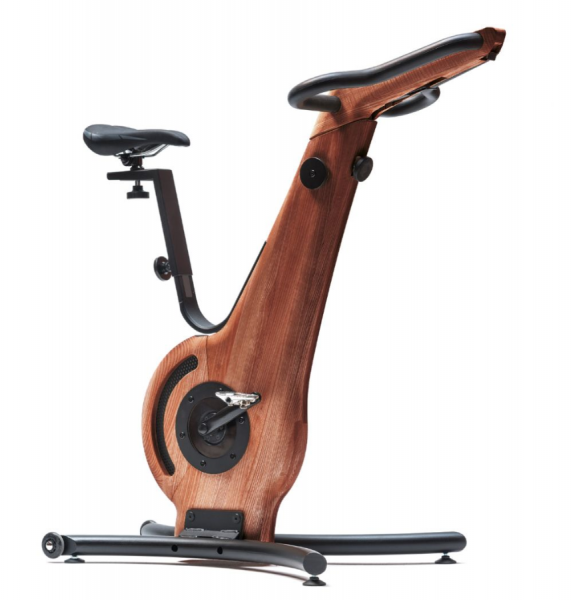 Bike - Club - Fahrradergometer - Holz Ergometer