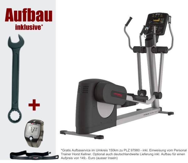 Aussteller - Club Series CSXH Crosstrainer/ Elliptical Trainer