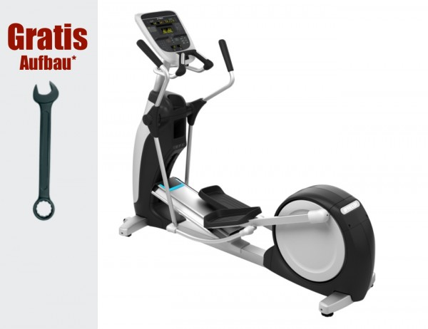 Aussteller - Crosstrainer EFX® 635 - Elliptical Trainer - Aktuelles Modell - Gratis Montage