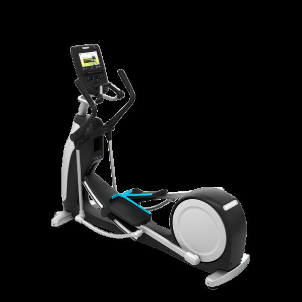 Elliptical Trainer. Crosstrainer EFX 865. Aktuelles Precor Modell. Gratis Montage