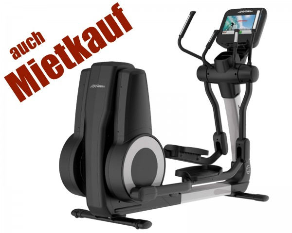 Platinum Club Series Crosstrainer/Elliptical Trainer mit Discover SE3 HD Tablet-Konsole. Profigerät