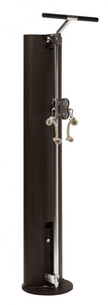 SlimBeam - Schwarzer Seilzug. Kabelzug aus Holz