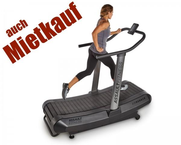 Assault Air Runner. Laufband mit Eigenantrieb. Curve/ Gewölbt. Ideal für Hit Training und professionellen Einsatz im Studio.