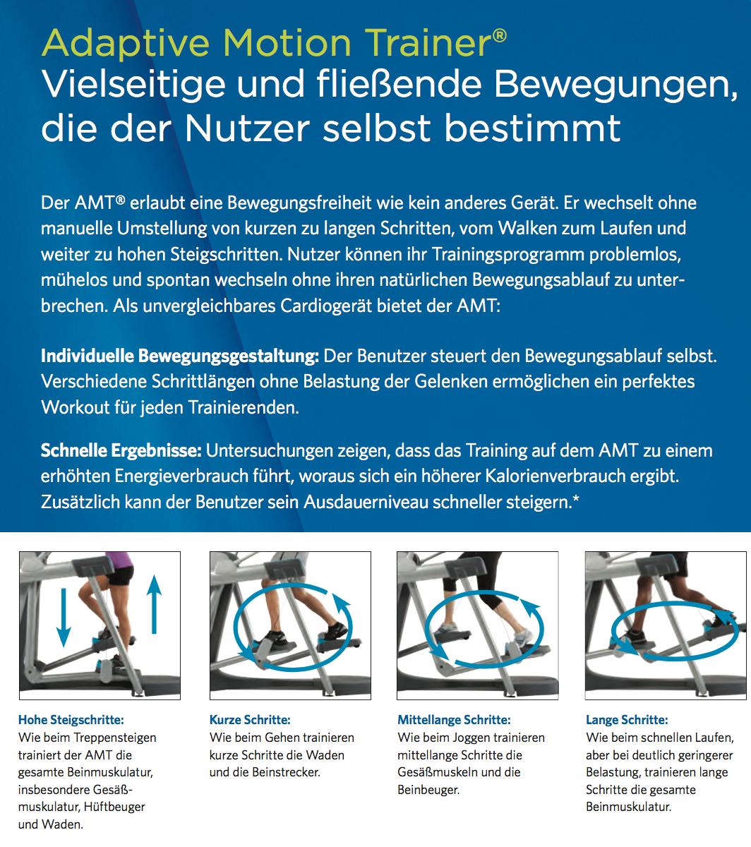 Individuelle-fliessende-Bewegungen-AMT-Precor