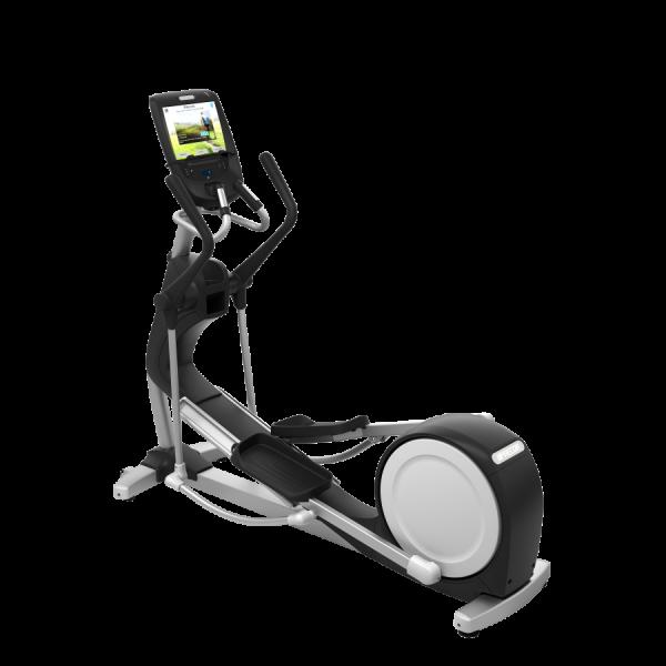 Elliptical Fitness Crosstrainer EFX 781. Aktuelles Precor Modell. Gratis Montage